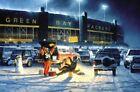 Don Kloetzke Die Hards SN Green Bay Packers Print 30 x 20 Plus Borders