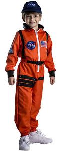 Kid'S Nasa Explorer Costume By Dress up America