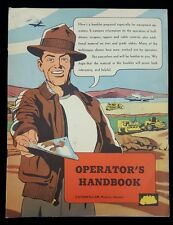 Caterpillar Operator's Handbook (1950) #30061