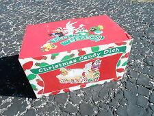 1999 NRFB Warner Brothers TWEETY BIRD & SYLVESTER Christmas Candy Dish  (NBS7)