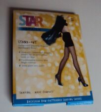 Spanx Star Power Stand out Shaping Shears Size A Black backseam bow Style 2232