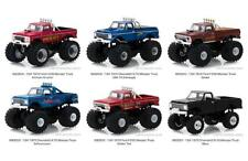GREENLIGHT KINGS OF CRUNCH FORD MONSTER TRUCK SERIES 2 OFF ROAD 1/64 49020