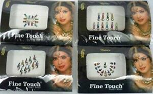 Each Pack Is Sold Separately. Assorted Indian Bindis