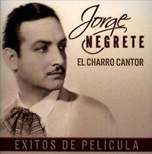 El  Charro Cantor: Exitos de Pelicula by Jorge Negrete (CD, 2013, SME U.S. Latin