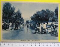 cartolina Puglia - Manfredonia - Foggia - Miramare C216
