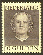 NETHERLANDS #322 Mint NH - 1949 10g Juliana