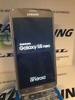 TELEFONO SAMSUNG GALAXY S5 NEO G903F ORO LIBRE GRADO A IMPECABLE ESTADO