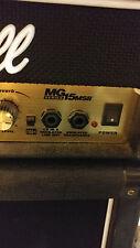 2004 Marshall MG15 MSII Mini Full Stack Guitar Amplifier / Amp