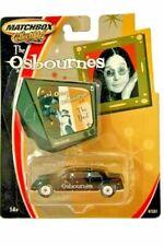 Matchbox Collectibles The Osbournes Limousine Ozzy Osbourne 1:64 MOC 2002 SEALED