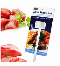 Aluminium Meat Mallet Tenderizer Tenderiser Steak Hammer Pounder By Fusion.