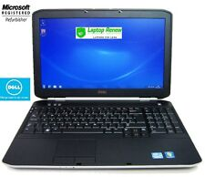 "Fast Dell Laptop Windows 7 Pro 15""  I3 2.10 4GB 250GB NEW BATTERY 1 YEAR WTY"