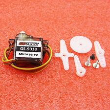 Brush Micro Servo 9g 1.5Kg for Rc Models Gs-9018