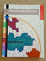 Apple Technical Library Inside Macintosh Computer 1993 QuickTime Movie Toolbox