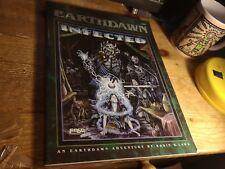 Nuevo juego de rol RPG de fantasía earthdawn infectados Fasa