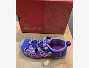 Keen Youth Seacamp II CNX Waterproof Sandal Size 1 LEFT FOOT ONLY