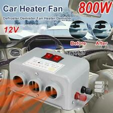 800W Car Vehicle Truck Fan Heater 12V Auto Defroster Demister Heating Windscreen
