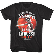 Karate Kid Daniel Larusso All Valley Champ 1984 Men's T Shirt Cobra Kai Fighter