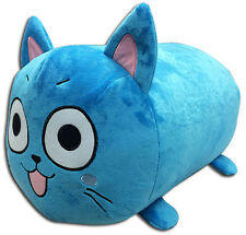 Fairy Tail 17'' Happy Large Tsum Plush Anime Manga NEW