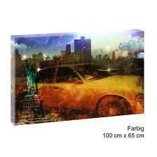 New york Collage-images sur toile châssis poster xxl 100 cm*65 cm 514