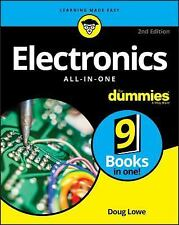 ELECTRONICS ALL-IN-ONE FOR DUMMIES - LOWE, DOUG - NEW PAPERBACK BOOK