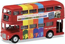 "London Bus - the Beatles "" a Hard Day`S Night "", Corgi Model"