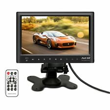 """7"""" inch LCD HD Parking Dashboard Display Screen Rear View Monitor for Cars Truck"""