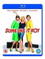 Some Like It Hot [Blu-ray] [1959] [Region Free]