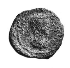 COMMODUS 161-192AD - DOUBLE HEAD ISSUE OF YOUNG COMMODUS  #403