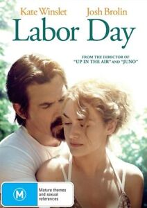 Labor Day DVD (Pal, 2014) BRAND NEW & SEALED - FREE POST