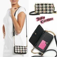 NWT Juicy Couture Sylvia ''Juicy'' Crossbody Clutch Card Holder Purse Wallet Bag