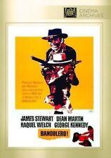 BANDOLERO (James Stewart)   DVD - UK Compatible  - Sealed
