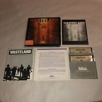 RARE Commodore 64 & 128 Computer Game WASTELAND Complete CIB UNTESTED