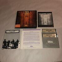 RARE Commodore 64 & 128 Computer Game WASTELAND Complete CIB UNTESTED