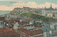QUEBEC QC – Quebec from Lower Town