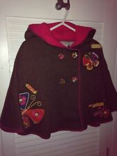 Girls' Party Shrugs, Ponchos & Capes (2-16 Years)