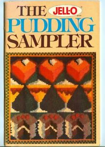 Vintage 1976 JELL-O Pudding Sampler Advertising Recipe Booklet Cookbook!