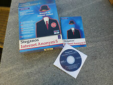 Software Steganos Internet Anonym 5 von Steganos