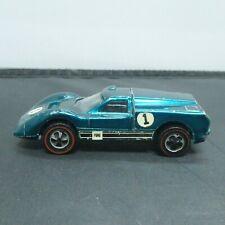 Hot Wheels Red Line Ford J Car Mattel 1967