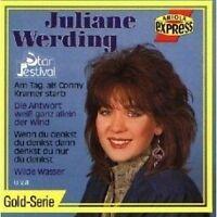 Juliane Werding Star Festival (compilation, 16 tracks, 1987, Gold-Serie, .. [CD]