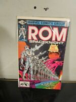 ROM Spaceknight #13 Marvel Comics December 1980 BAGGED BOARDED