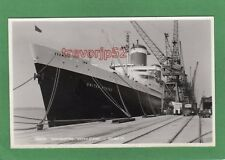 More details for ss united states lines southampton dock rp pc judges 28032 ref m38