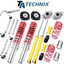 Ta-Technix Suspensión Roscada + Cojinete Amortiguador, Barras Estabilizadoras /