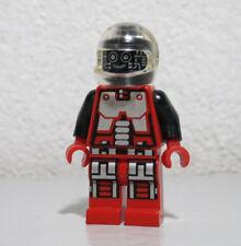 Spyrius Droid Red Andy 6959 6991 6949 6939 6705 Space Vintage LEGO Minifigure
