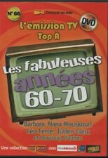 LES FABULEUSES ANNEES 60 70 ... N°66 ... BARBARA, MOUSKOURI, CLERC, MARCHAND
