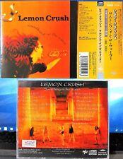 Lemon Crush - Something In The Water (CD,1996,Soundholic,Japan w/OBI) SHCD1-0016