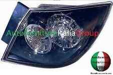 FANALE GRUPPO OTTICO POSTERIORE DX S/PORTAL EST CRYSTAL LED MAZDA 3 5P 2003>2009