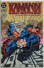 Kamandi at Earths End 1993 series # 5 very fine comic book