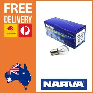 Narva Stop / Tail and Indicator Globe 21/5 Watt BAY15d 12v Ten Pack - 47380