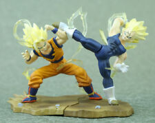"Dragon Ball capsule Goku vs Vegeta Figure  Authentic 3"" MegaHouse Japan M087"