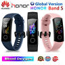 HUAWEI Honor Band 5 Fitness Tracker Pedometer Cardiofrequenzimetro Ossimetro NEW